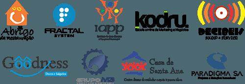 Logomarcas Branding logotipos